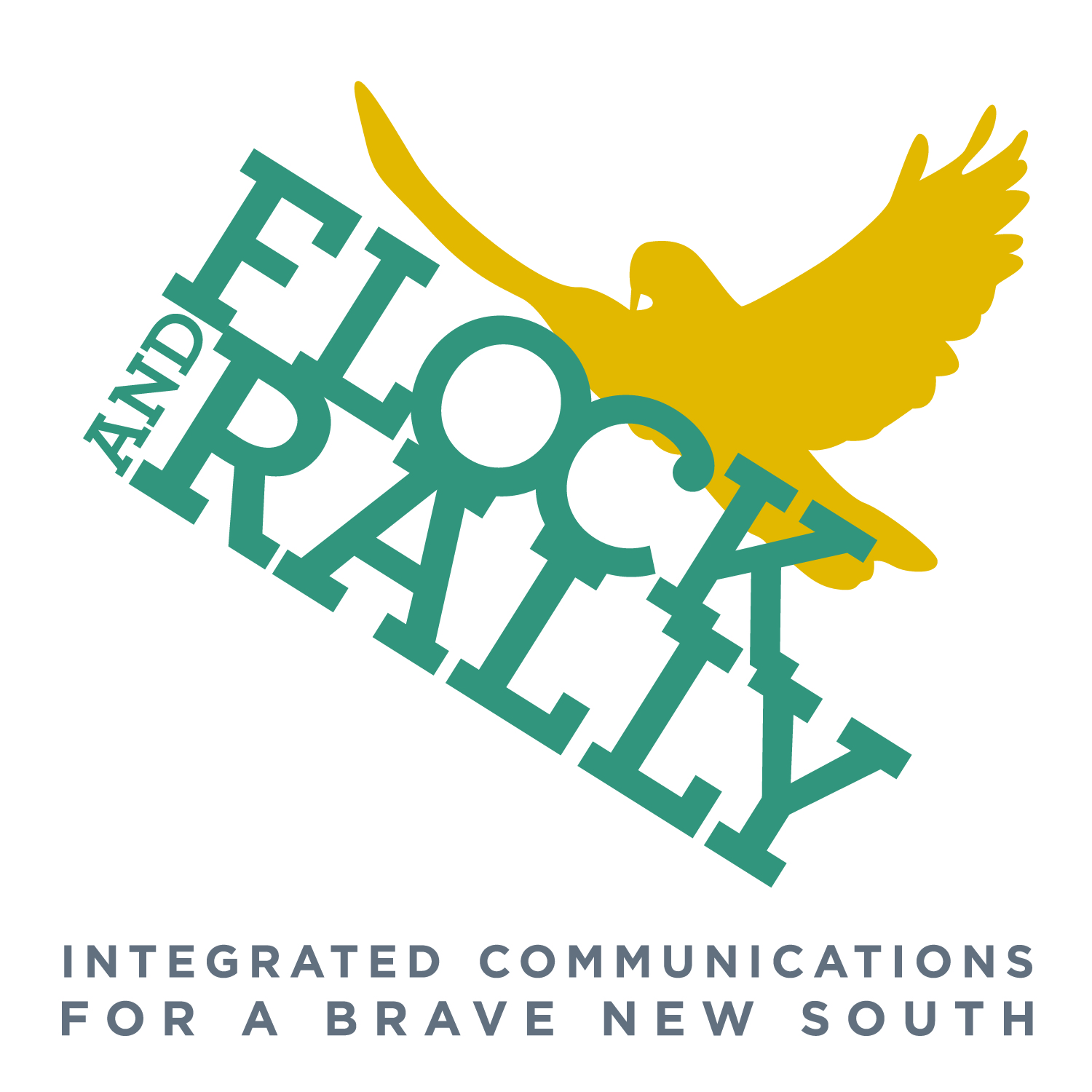 Flock and Rally Logo