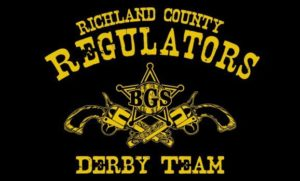 Richland County Regulators Logo